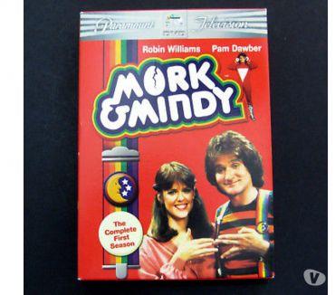 Foto di Vivastreet.it Dvd originali serie tv completa MORK E MINDY 4 stagioni
