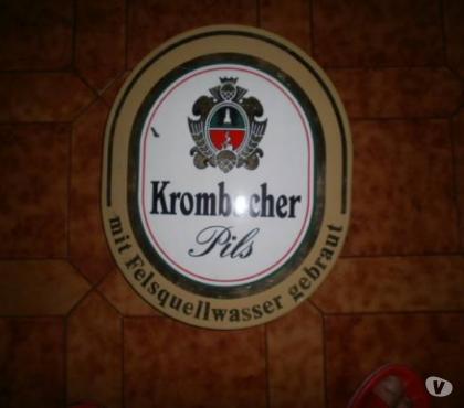 Foto di Vivastreet.it tabella smaltata birra krombaker pils