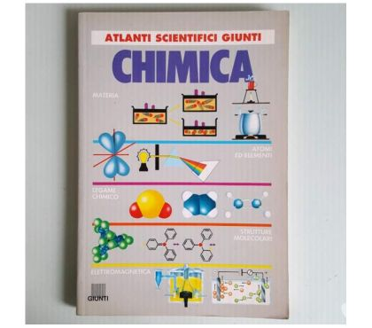 Foto di Vivastreet.it Chimica - Atlanti scientifici Giunti