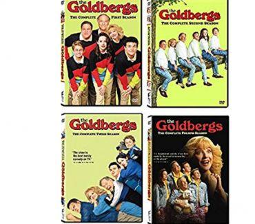Foto di Vivastreet.it Dvd originali serie tv completa THE GOLDBERGS 4 stagioni