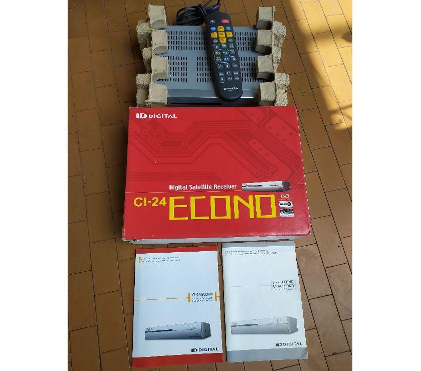 Foto di Vivastreet.it Telecomando decoder TELESYSTEM TS7900HD