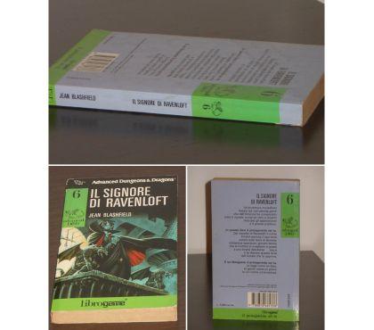 Foto di Vivastreet.it librogame IL SIGNORE DI RAVENLOFT n° 6,Edizioni E. Elle 1989