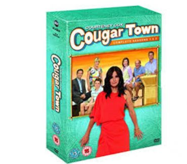Foto di Vivastreet.it Dvd originali serie tv completa COUGAR TOWN 6 stagioni