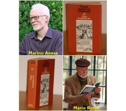 Foto di Vivastreet.it Fiabe bergamasche, Marino Anesa e Mario Rondi, 1^ Ediz. 1981
