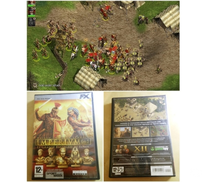 Foto di Vivastreet.it IMPERIVM RTC, PC CD ROM, HAEMIMONT GAMES 12+, 2006.