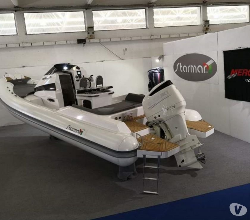 Foto di Vivastreet.it rib Starmar sport cabin fb full semirigide boatcustomize it.