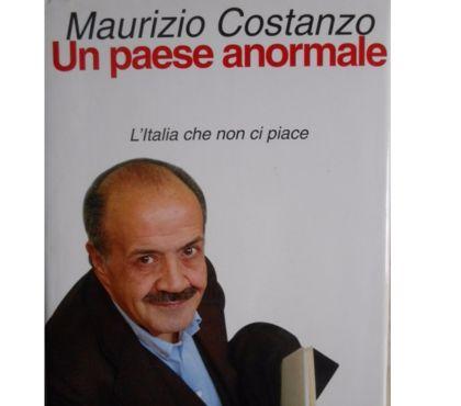 Foto di Vivastreet.it Un paese anormale di Maurizio Costanzo