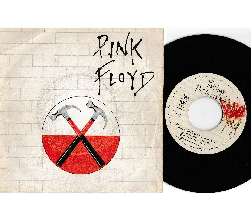 compact disc dvd e videogames Palermo e provincia Palermo - Foto di Vivastreet.it PINK FLOYD - Run Like Hell Don't Leave Me Now - 7'' 45