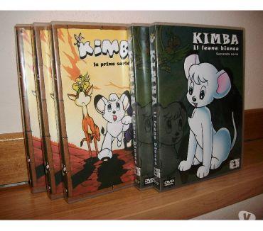 Foto di Vivastreet.it Kimba il leone bianco le 2 serie complete in dvd