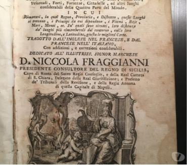 Foto di Vivastreet.it Dizionario Geografico1749