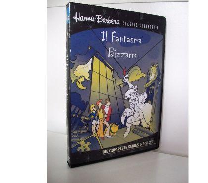Foto di Vivastreet.it Il Fantasma Bizzarro della Hanna e Barbera in dvd