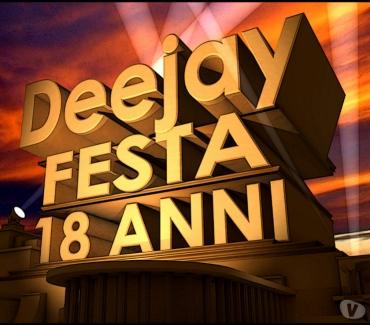 Foto di Vivastreet.it Festa 18 anni top Ardea DJ castelli Aprlia Pomezia Cisterna