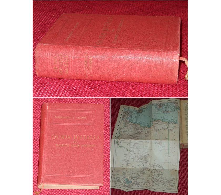 Collezionismo - Libri Lodi e provincia Lodi - Foto di Vivastreet.it GUIDA D'TALIA DEL T.C.I. POSSEDIMENTI E COLONIE, 1^ ed. 1929