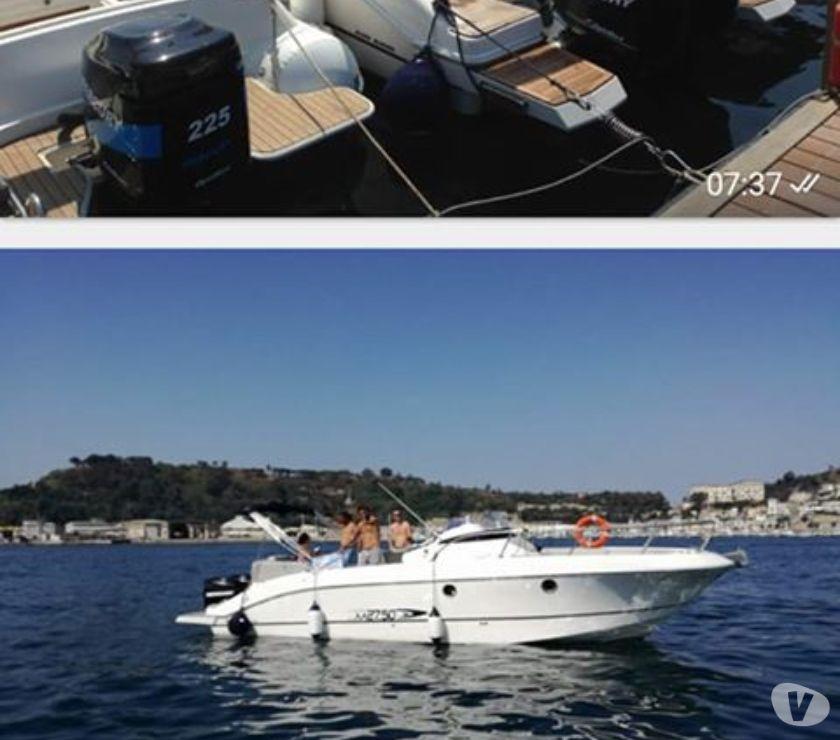 Foto di Vivastreet.it barca walk around m2750 2fb optimax full cabin 9