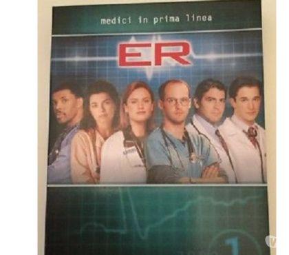 Foto di Vivastreet.it Dvd originali serie tv E.R.MEDICI 15 stagioni