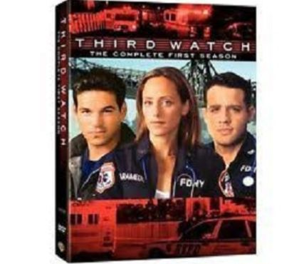 Foto di Vivastreet.it Dvd orig. serie tv THIRD WATCH SQUADRA EMERGENZA 6 stagioni