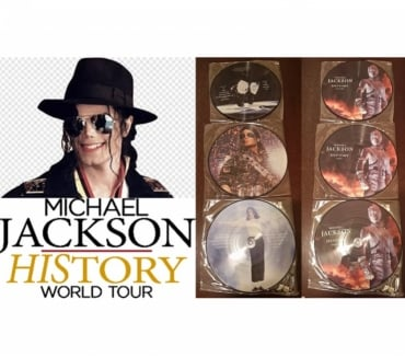 Foto di Vivastreet.it Michael Jackson HIStory PRESENT – PAST – FUTURE, Picture,'95