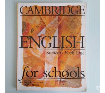 Foto di Vivastreet.it Cambridge English For Schools - Student's Book