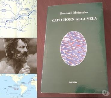 Foto di Vivastreet.it CAPO HORN ALLA VELA, Bernard Moitessier, Mursia 1^ Ed. 1998.