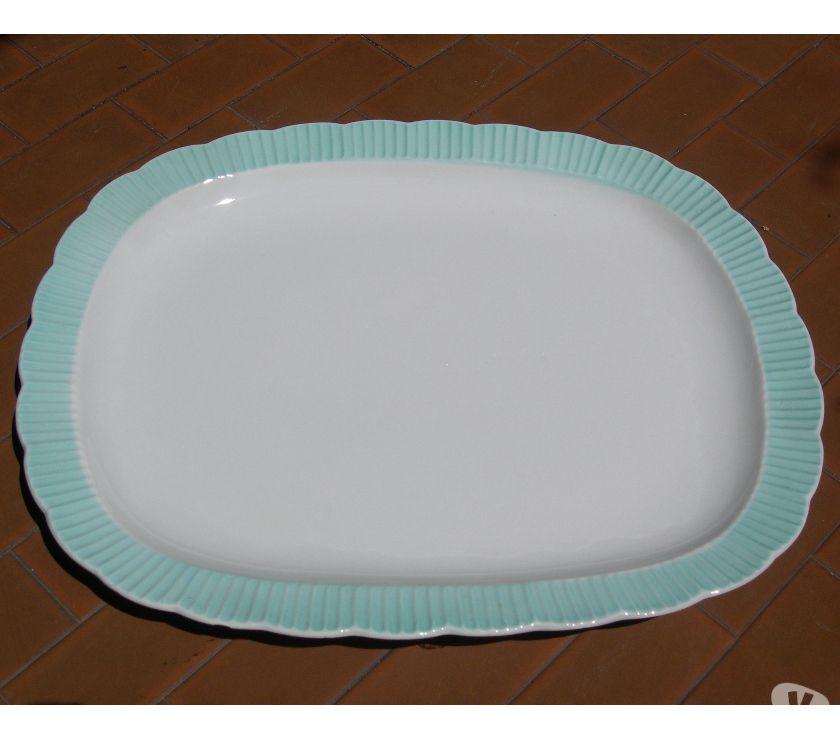 Foto di Vivastreet.it Antico piatto in ceramica Galvani, antico piatto da portata