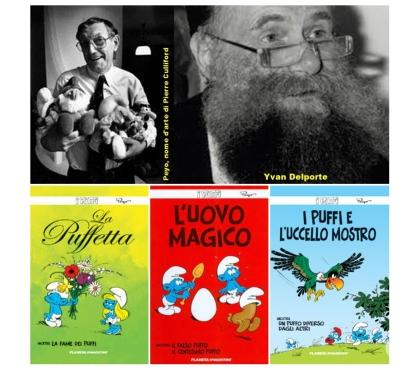 Foto di Vivastreet.it LA PUFFETTA n° 4, L'UOVO MAGICO n° 5, I PUFFI E L'UCCELLO MO