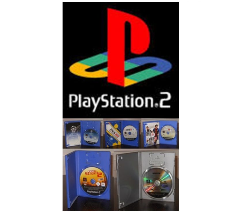 Foto di Vivastreet.it PlayStation 2, CALCIO n. 5 videogiochi.