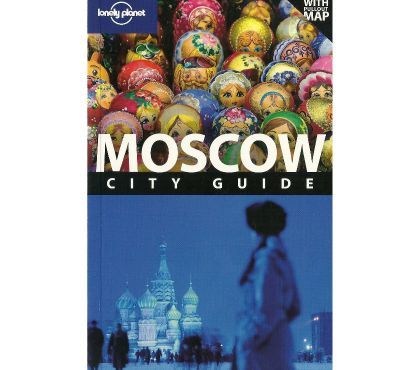 Foto di Vivastreet.it Moscow City Guide Lonely Planet Mosca