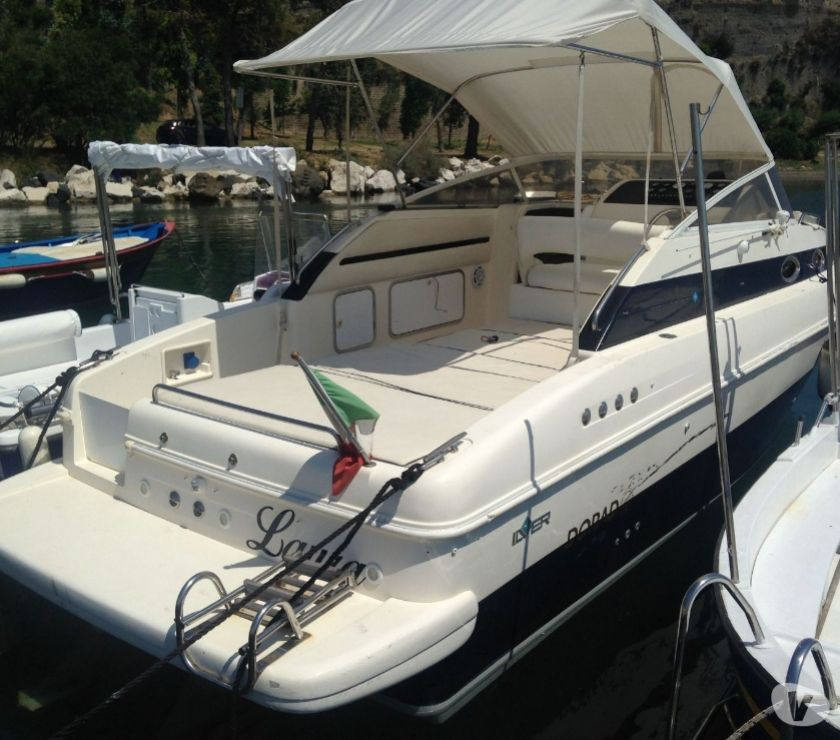 barca cabinata yacht usati privati napoli Bacoli - Barche ...