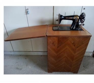 Foto di Vivastreet.it Macchina Antica da Cucire WILMAR su mobile SINGER