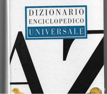 Foto di Vivastreet.it 1995 DIZIONARIO ENCICLOPEDICO UNIVERSALE 2 VOLUMI RILEGATI