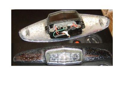 Foto di Vivastreet.it Jaguar fanale posteriore - mk2 II 1960 ??