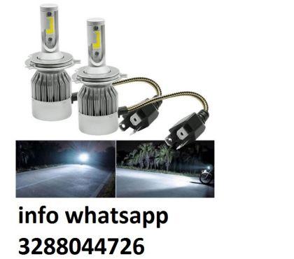 Foto di Vivastreet.it Coppia lampade led da auto h4 moto kit lampadine 36w bianca