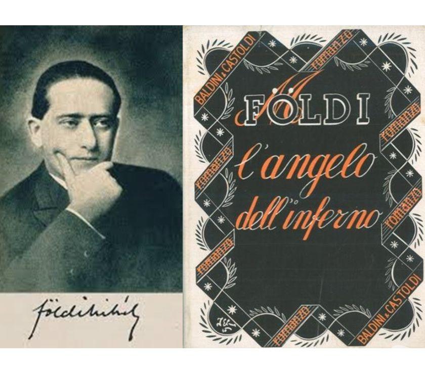 Foto di Vivastreet.it l'angelo dell'inferno, Mihály Földi, BALDINI & CASTOLDI '45.