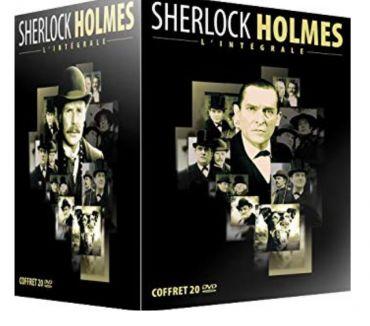 Foto di Vivastreet.it Dvd originali serie tv SHERLOCK HOLMES (1980) 4 stagioni