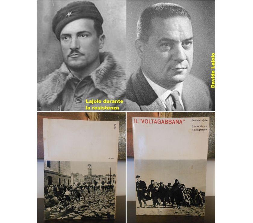 """Foto di Vivastreet.it IL """"VOLTAGABBANA"""", Davide Lajolo,Casa ed. Il Saggiatore 1964"""