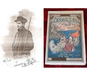 Foto di Vivastreet.it LA SPOSA DEL SOLE, LUIGI MOTTA, BEMPORAD E FIGLIO ED. 1921.