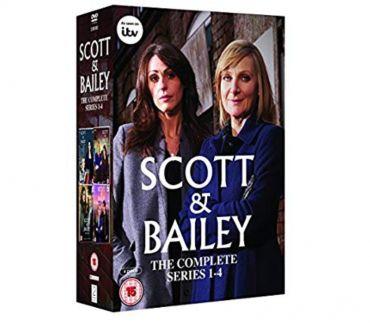 Foto di Vivastreet.it Dvd originali serie tv completa SCOTT & BAILEY 4 stagioni