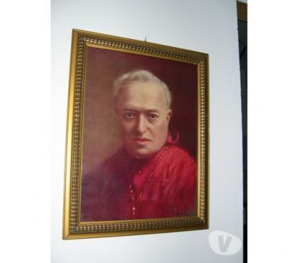 Foto di Vivastreet.it Quadro antico cornice oro. Cardinal Ferrari