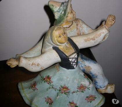 Foto di Vivastreet.it Ballerini vintage Olandesi in terracotta