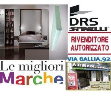 Foto di Vivastreet.it LETTO A SCOMPARSA Loft CS1114+ materasso-LETTI A ROMA