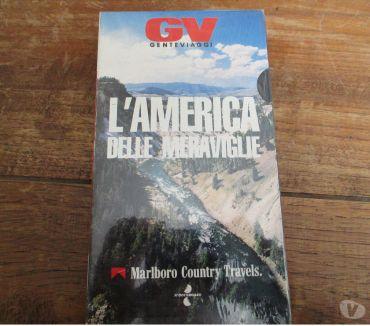 Foto di Vivastreet.it L'AMERICA DELLE MERAVIGLIE VHS