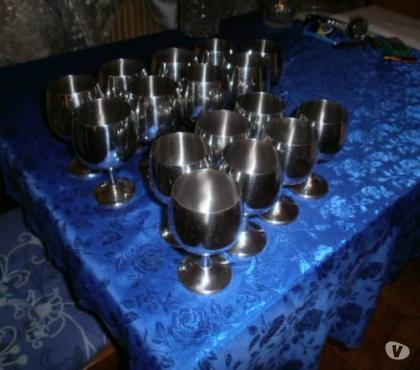 Foto di Vivastreet.it bicchieri acciaio amc 16 pezzi