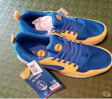 Foto di Vivastreet.it SNEAKERS LIDL - LIDLFAN - LIMITED EDITION