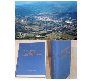 Foto di Vivastreet.it TOPONOMASTICA DELLA VALLE DELL'ARNO, S. PIERI, Ed. A. Forni