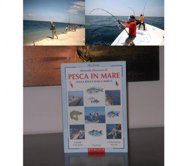 Foto di Vivastreet.it Manuale illustrato di PESCA IN MARE DALLA RIVA E DALLA BARCA