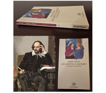 Foto di Vivastreet.it Giulietta e Romeo da William Shakespeare,Einaudi 1^ Ed. 1993