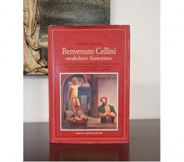 """Foto di Vivastreet.it Benvenuto Cellini """"maledetto fiorentino"""", Marcello Vannucci."""