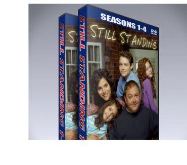 Foto di Vivastreet.it Dvd originali serie tv completa STILL STANDING 4 stagioni