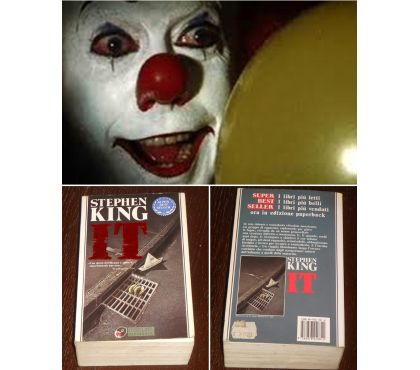 Foto di Vivastreet.it Stephen King, IT, Sperling Paperback Giugno 1994, SUPERBESTS