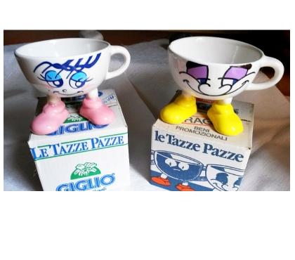 Foto di Vivastreet.it Giglio: tazze, bicchieri, caraffa e piatti vari come nuovi